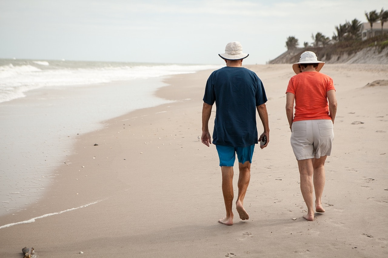 Couple With Managed Arthritis